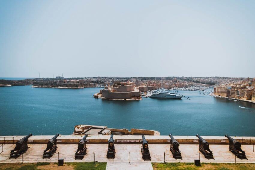 Valetta, Maltas huvudstad
