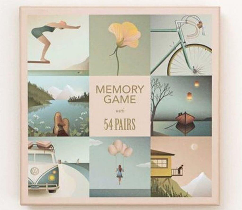 Zarahs - Memory Game