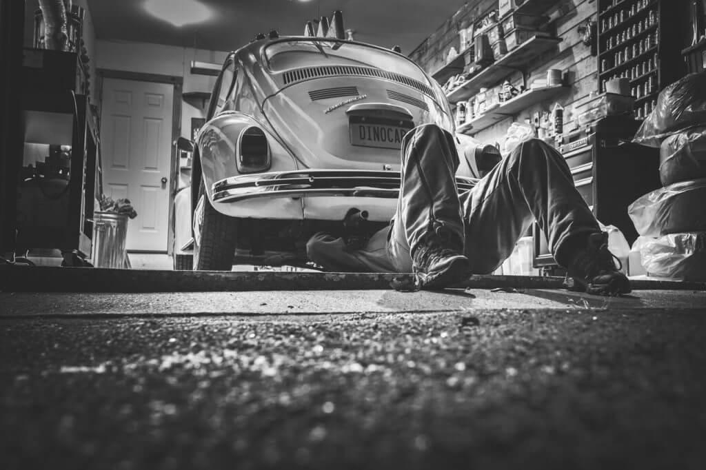 Bilmekanikern räddade min gamla bil