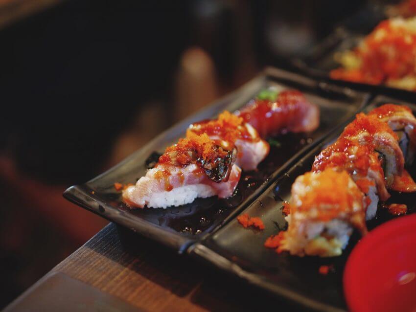 Sushi - bra mat
